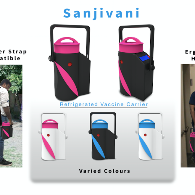Sanjivani: Portable Vaccine Carrier