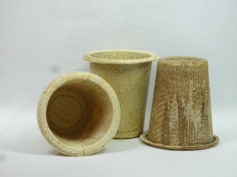 Completely Biodegradable Packaging Materials from Agricultural Residues